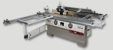 profesionální univerzální kombinovaný stroj C 41ES – formátovací pila, srovnávací, tloušťkovací a spodní frézka, možnost dlabačka