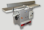 kombinovaný stroj PFS 41 - srovnávací a tloušťkovací frézka