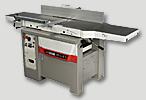 kombinovaný stroj PFS 41ES - srovnávací a tloušťkovací frézka
