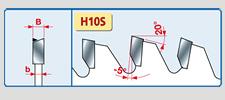 pilové kotouče na masiv - LU1A