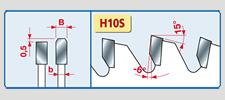 pilové kotouče na hliník - LU5D