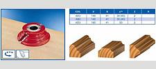 frézy s pájenými břity - FS39M