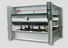 hydraulický dýhovací lis za tepla XL