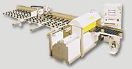 poloautomatická pila pro příčný řez TS PFO-L