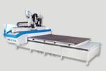 CNC obráběcí centrum - NESTING