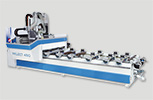 CNC obráběcí centrum - Project 450, Project 465