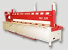 jednokotoučová rozmítací pila FLS 170